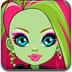 怪物高中女孩化妆-动作小游戏